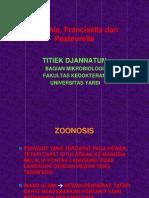 Yersinia, Francisella & Pasteurella