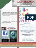 Boletín Informativo, edición de Marzo