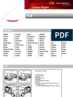 2012 - Kia Colour Pages