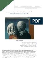 La atracción del vacío_ la re-flexión de Georges Bataille