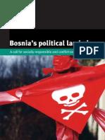 Bosnias Political Landmines