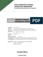 Projeto BR 474 MG Lote 01