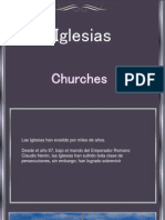 Iglesias Churches