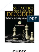 Chess Tactics - Magnus Carslen Decoded (Ocr by Prvnrk)