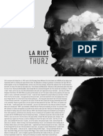 Digital Booklet - L.A. Riot