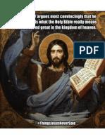 For Christians