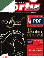 Sortir Montpellier du 27 février au 5 mars - n°1483