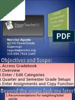 AJCHS Power Grade New Gradebook