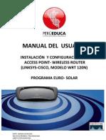 Manual Del AP Wrt Cisco v.2013