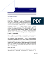 Arg DBA Ajustes Inflacion