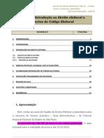 183-Demo-Eleitoral Aula Demonstrativa 00 Direito Eleitoral Introducao Recursos CF Tecnico TRE SP