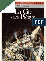 Sorcellerie 2 - La Cite Des Pieges