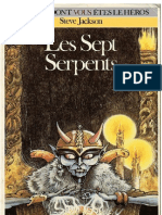 Sorcellerie 3 - Les Sept Serpents