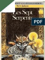 Sorcellerie 3 - Les Sept Serpents