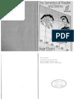 Elam Keir - The Semiotics of Theatre and Drama