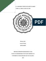 Tugas Oral Assesment Minicex Rampan Karies