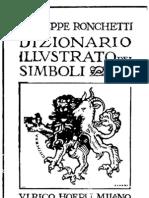 Ronchetti - Dizionario Illustrato Dei Simboli 1922