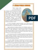 Biografia de Cesar Pinglo