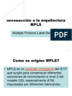 Introduccion MPLS