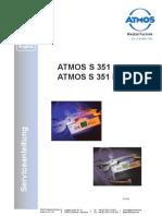 Atmos S 351 - Service Manual