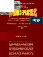 EXposicion Practicas Calana