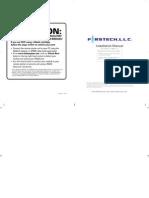 Cm5000 Install Manual