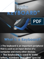 History of Keyboard
