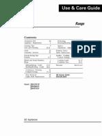 GE Electirc Drop-In Range