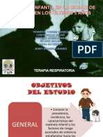 Presentacion Maltrato Infantil en Bogota