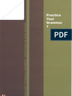 22130169 Practise Your Grammar With Answer Key