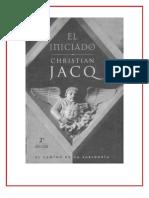 Christian Jacq El Iniciado 01 07