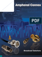 Amphenol Connex Broadcast Solutions
