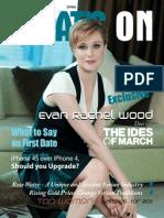 What's On Magazine Sample