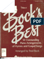 Songbook - 50 Piano Arrangements of Hymns and Gospel Songs