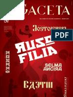 FCE Gaceta Marzo 2013