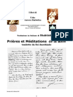 Usha - Traduzione Preghiere e Meditazioni