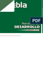 Plan Estatal de Desarrollo 2005-2011 (Cultura 4.9)