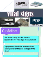 Vital Signs Ppt