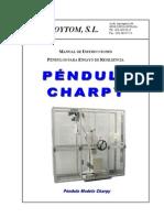 Manual Pendulo Charpy