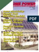 Home Power Magazine