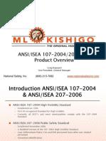 ANSI 107 VS 207 (2009)