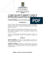 Decreto 438 Del 99-CEPAD