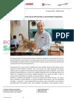 01-03-13 Boletin 1430 Gobierno de la Gente da la bienvenida a autoridades Españolas