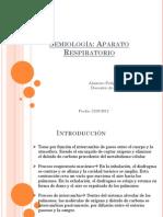 Semiologia Respiratorio by Demon Felipe