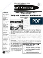 DPHW Summer 2008 Newsletter