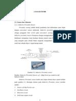 sensor dan aktuator (dasar Teori)