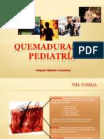 Seminario Quemadura Pediatria