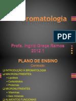 Introducao a Bromatologia - Farmacia - Lipideos