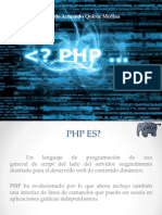 Expo Php y html