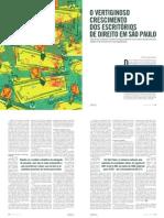 GVLaw - O Crescimento dos Escritórios de Direito em São Paulo
